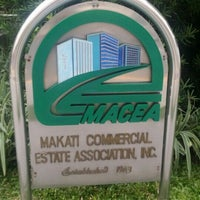 Photo taken at Makati Commercial Estate Association (MACEA) by Ebenezer F. on 10/7/2015