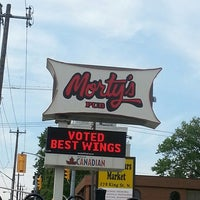 Photo taken at Morty's Pub by Kevin S. on 6/15/2013