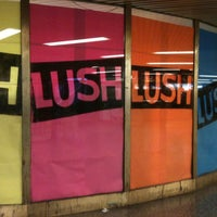Photo taken at Lush by Irene on 10/15/2012