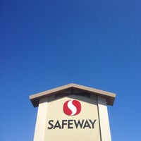 Photo taken at Safeway by Brian T. on 3/22/2014