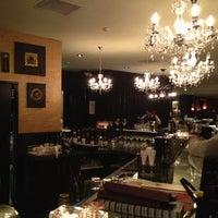 Photo taken at Hippopotamus Restaurant & Bar by Nicholas F. on 6/21/2013