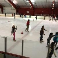 Photo taken at Bridgewater Sports Arena by Melany on 1/6/2013