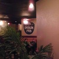 Photo taken at Dublin Pub by Joseph H. on 12/23/2012