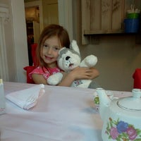 Photo taken at Holly Berry Tea Room by Misty N. on 12/7/2012