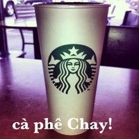 Photo taken at Starbucks by Rio Ty T. on 4/8/2013