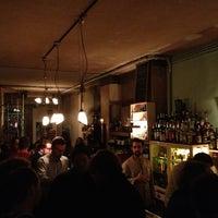 Photo taken at Café Kosmos by Bastian B. on 2/25/2013