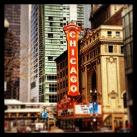 Photo taken at The Chicago Theatre by Joseph C. on 4/28/2013