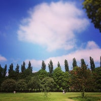 Photo taken at Walsall Arboretum by Matt S. on 6/9/2013
