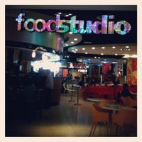 Photo taken at Food Studio by Andri A. on 10/27/2012