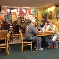 Photo taken at T-Bones Records & Cafe by Lici B. on 2/22/2013