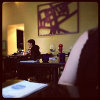Photo taken at Pizza Express by Adam M. on 11/16/2012