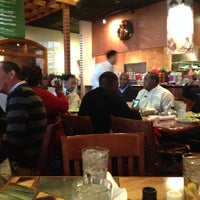 Photo taken at Carrabba's Italian Grill by Jonathan G. on 12/18/2013