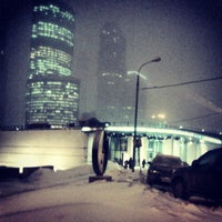 Photo taken at Мастерская Петра Фоменко by Alexandra P. on 2/4/2013