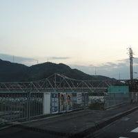 Photo taken at 笠置大橋 by Sdeeplook on 8/3/2013