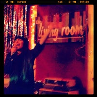 Photo taken at The Living Room by Rick C. on 1/3/2013