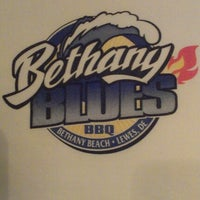 Photo taken at Bethany Blues BBQ by Jason L. on 2/16/2013