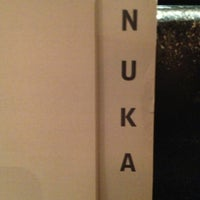 Photo taken at Nuka by Dania Katz on 7/21/2013