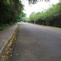 Photo taken at Savitribai Phule Pune University by Rohan T. on 11/1/2012