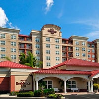 Photo taken at Residence Inn Tampa Westshore/Airport by Chris F. on 4/22/2015