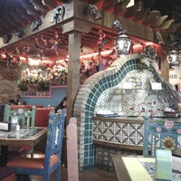 Photo taken at Rosa's Cafe and Tortilla Factory by Alejandra C. on 3/29/2013