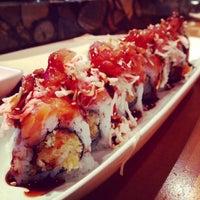 Photo taken at Sushi Sake by Savonn T. on 8/10/2014