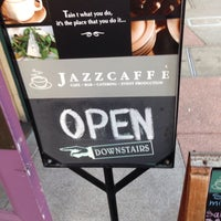 Photo taken at Jazzschool by Cathryn H. on 4/19/2015