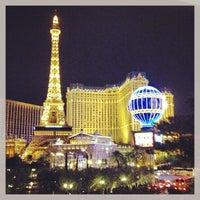 Photo taken at Paris Hotel & Casino by Billy C. on 7/4/2013
