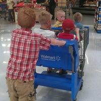 Photo taken at Walmart Supercenter by Darrell W. on 5/25/2013