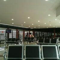 Photo taken at Terminal 1A by Oki H. on 12/19/2012