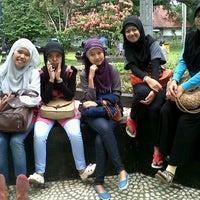 Photo taken at Taman Kencana by Ria Y. on 10/27/2012