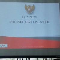 Photo taken at Dit. e-Procurement LKPP Gd.Smesco UKM Lt.17 by A. Damardono on 6/7/2013