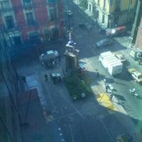 Photo taken at Telvista by Aruno Renjie E. on 12/17/2012
