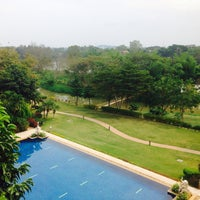 Photo taken at Imperial River House Resort Chiangrai by Veronika K. on 1/8/2015