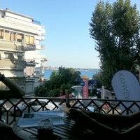 Photo taken at Caffé Nero by Ne Y. on 9/30/2012