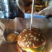 Photo taken at Bareburger by Sarah T. on 12/23/2012
