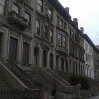 Photo taken at Hamilton Heights by Reggie J. on 2/27/2013