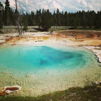 Photo taken at Yellowstone National Park by Kenny Kim P. on 7/10/2013
