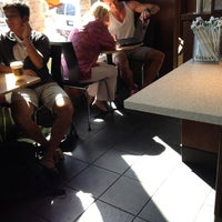Photo taken at Starbucks by Carlos on 10/8/2012