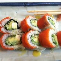 Photo taken at Urban Sushi by HerMajesty Ms. Mecca on 4/26/2013