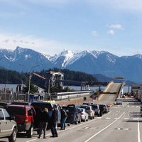Photo taken at Langdale Ferry Terminal by Jonathan C. on 3/4/2013