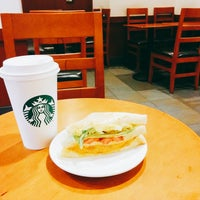 Photo taken at Starbucks by HanHan L. on 8/8/2016