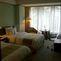 Photo taken at Holiday Inn Bandung by H b. on 10/8/2012