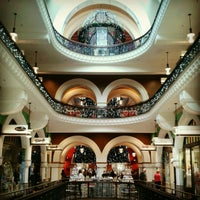 Photo taken at Queen Victoria Building (QVB) by ZanaP on 11/19/2012