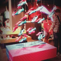 Photo taken at The PUMA Store by Macanzie G. on 6/1/2014