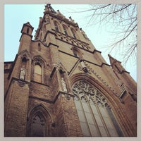 Photo taken at St. Michael's Cathedral by James R. on 2/20/2013