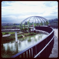 Photo taken at Jewel Bridge by @justbeingarlyn on 11/16/2013