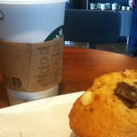 Photo taken at Starbucks Coffee by Jacob C. on 10/10/2012