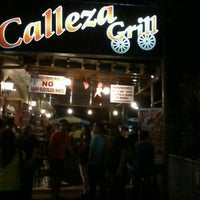 Photo taken at Calleza Grille by Tala♥ G. on 2/2/2013