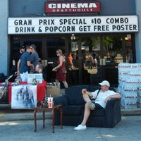 Photo taken at Rosebud Cinema Drafthouse by Mike C. on 6/29/2014