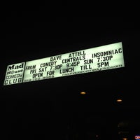 Photo taken at Mad House Comedy Club by TJ S. on 11/19/2012